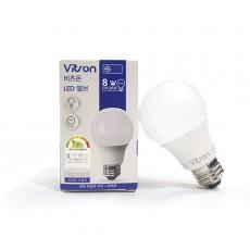 비츠온 LED 벌브 8W 램프